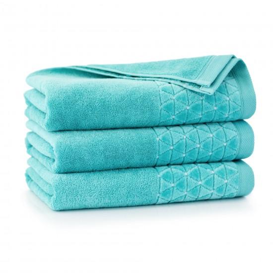 Ręcznik welurowy Oscar Patyna