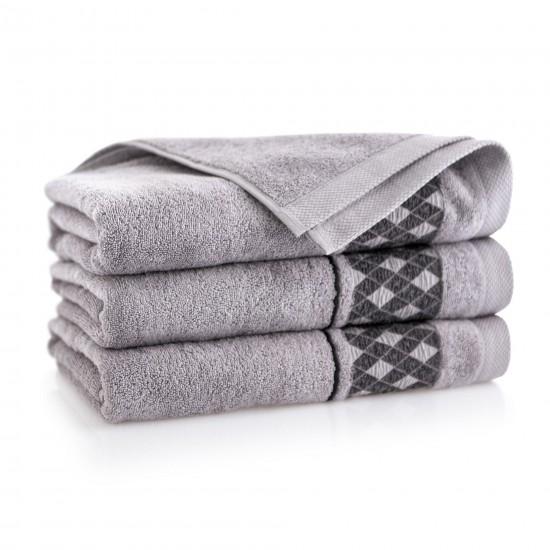 Ręcznik bawełniany DRAGON Bazalt