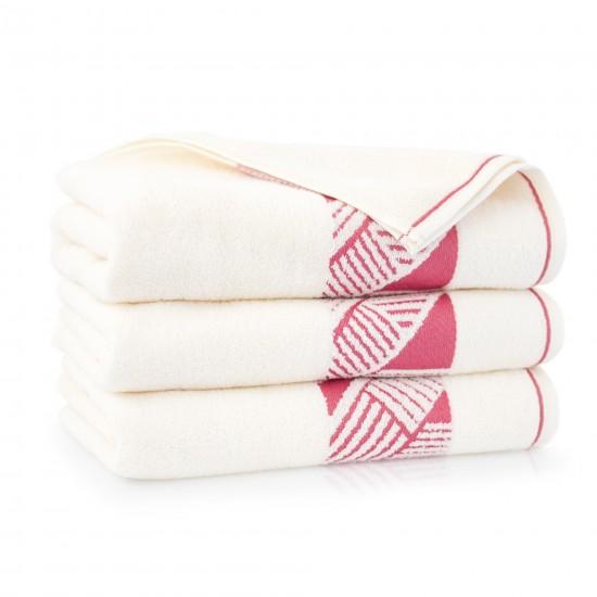 Ręcznik bawełniany ENZO Kremowy