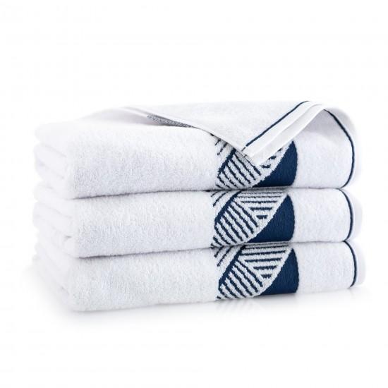 Ręcznik bawełniany ENZO Biały
