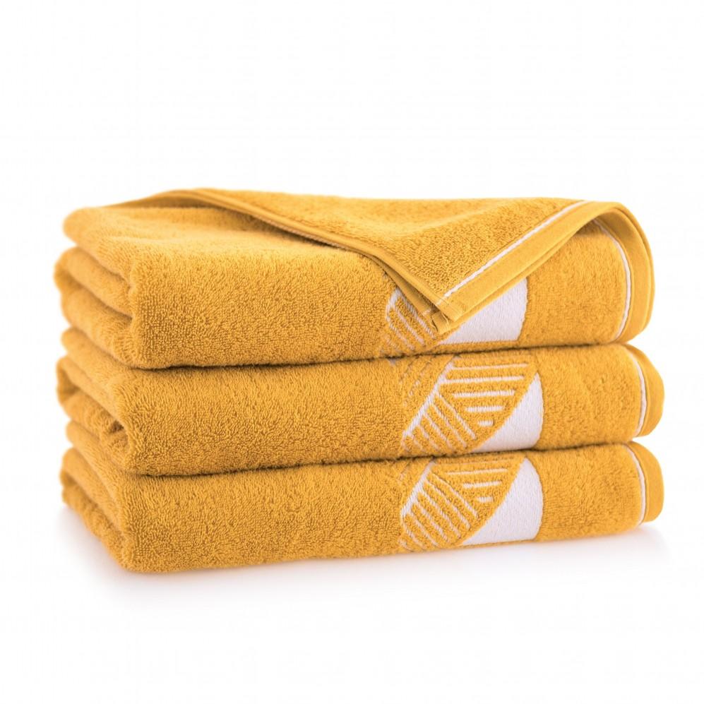 Ręcznik bawełniany ENZO Kurkuma