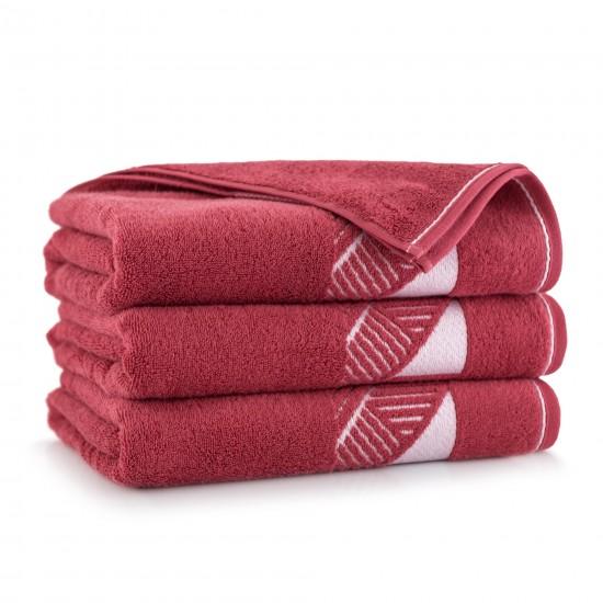 Ręcznik bawełniany ENZO Karnelian