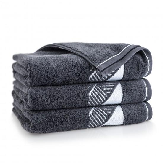 Ręcznik bawełniany ENZO Grafit