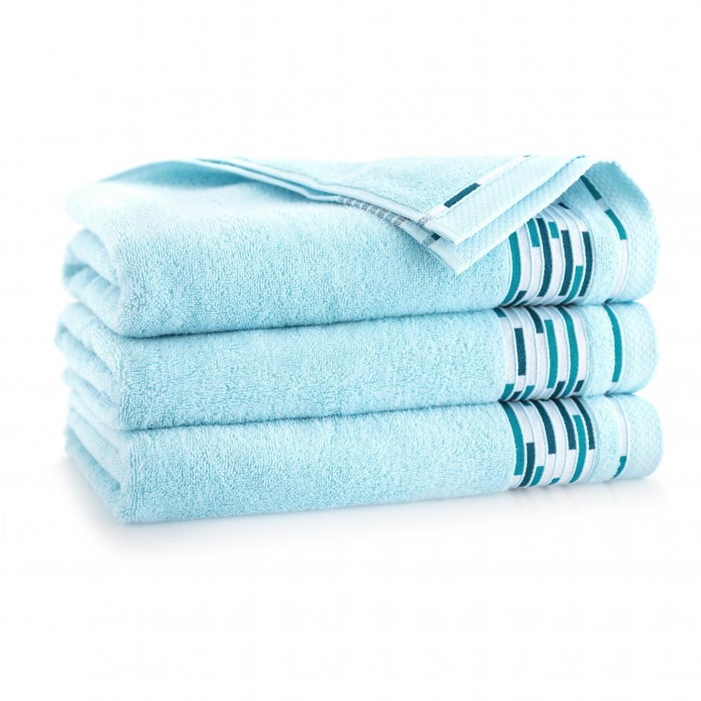 Ręcznik bawełniany Grafik Fala