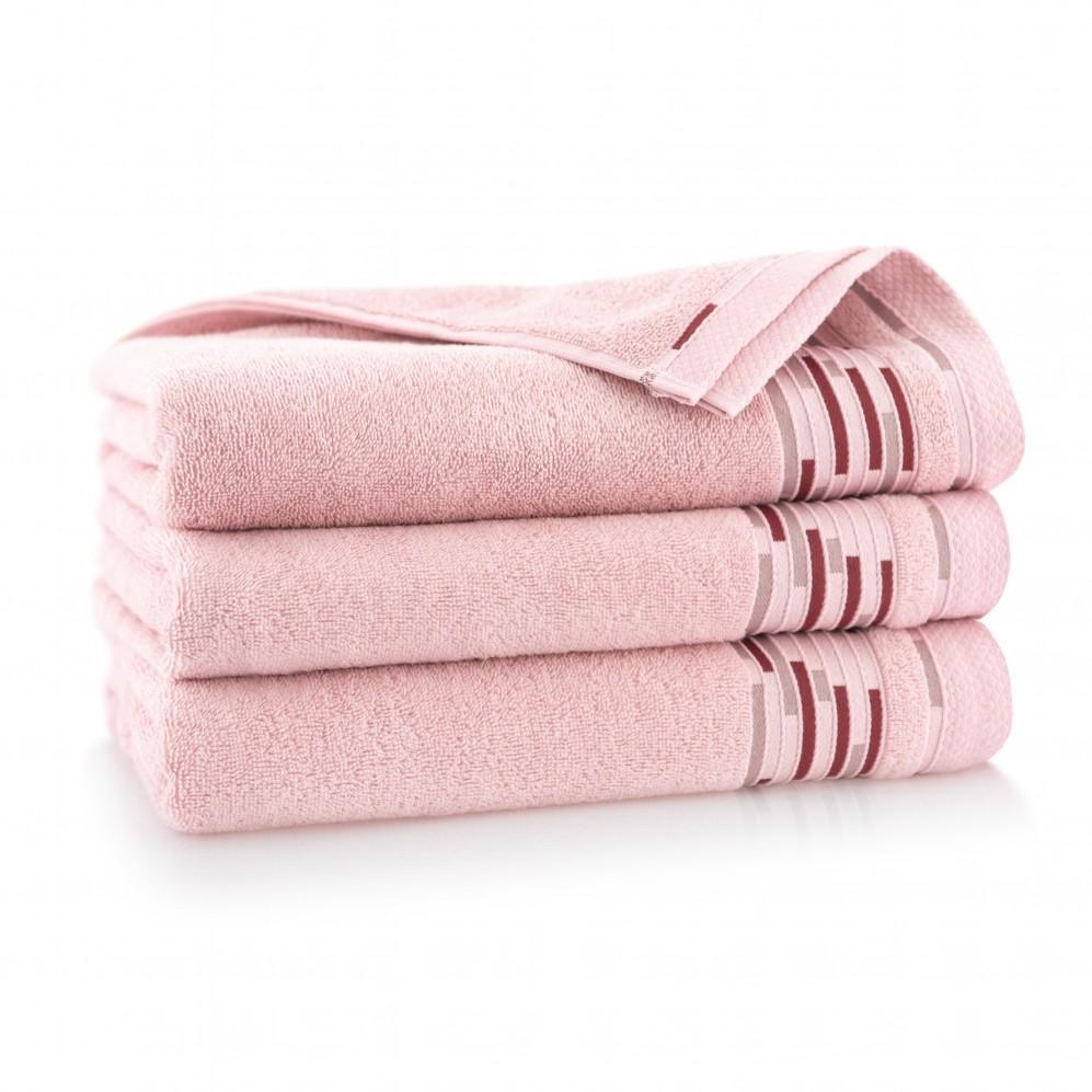 Ręcznik bawełniany Grafik Goździk