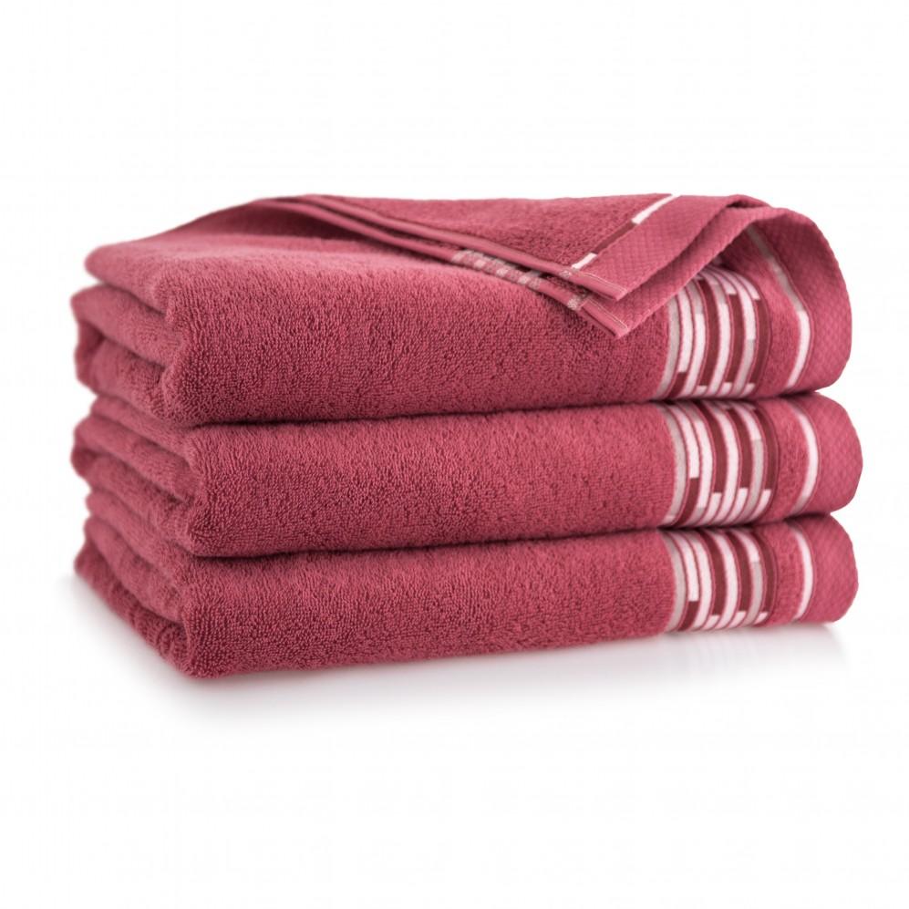 Ręcznik bawełniany Grafik Karnelian