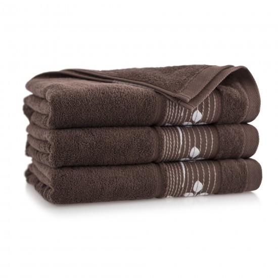 Ręcznik bawełniany Sonata Heban