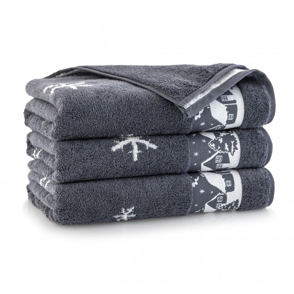 Ręcznik Aspen 2 Szary