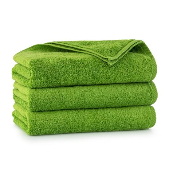 Ręcznik z bawełny egipskiej Kiwi 2 Groszkowy