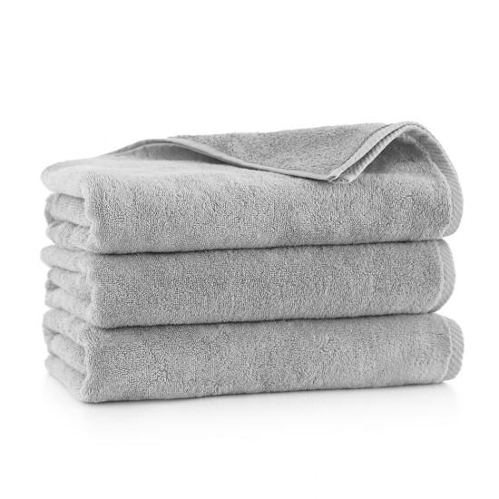 Ręcznik z bawełny egipskiej Kiwi 2 Jasny grafit