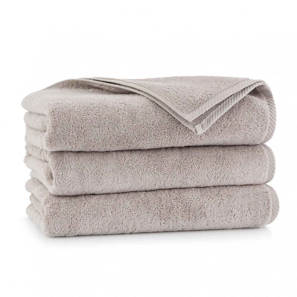 Ręcznik z bawełny egipskiej Kiwi 2 Piaskowy