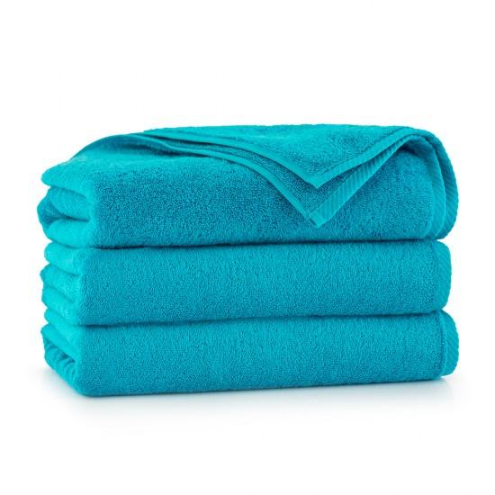 Ręcznik z bawełny egipskiej Kiwi 2 Ocean