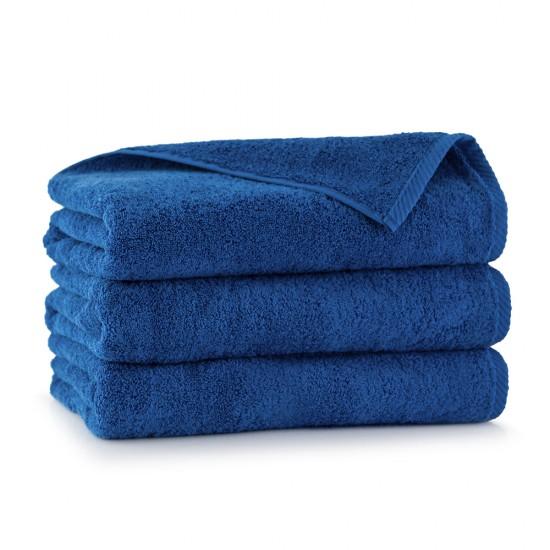 Ręcznik z bawełny egipskiej Kiwi 2 Chabrowy