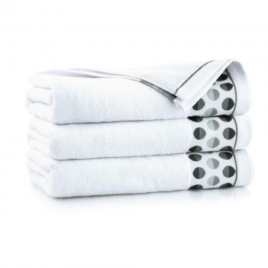 Ręcznik z bawełny egipskiej ZEN 2 Biały