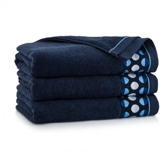 Ręcznik z bawełny egipskiej ZEN 2 Atrament