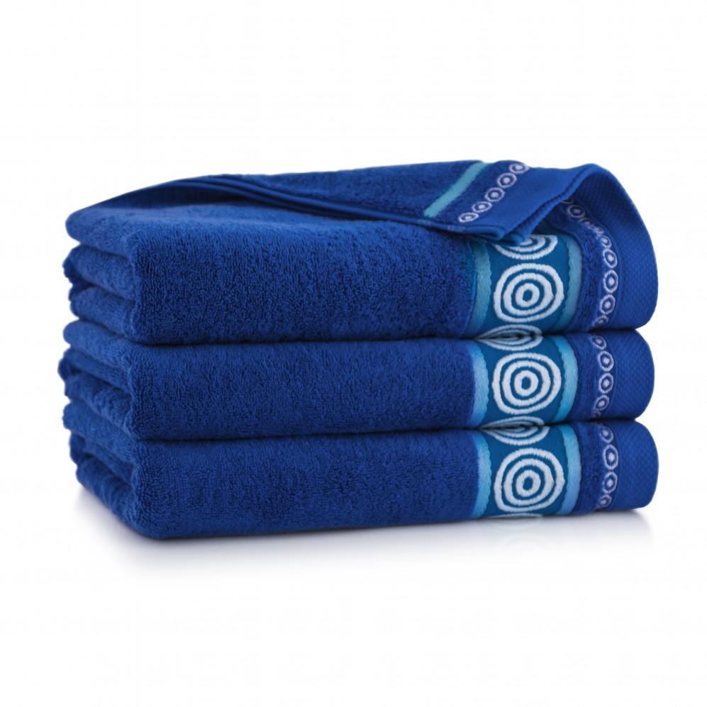 Ręcznik z bawełny egipskiej Rondo 2 Chaber