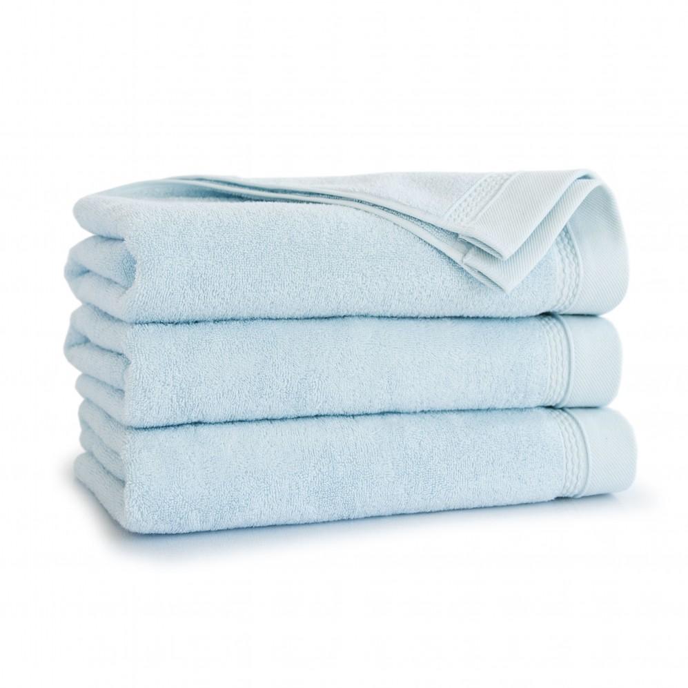 Ręcznik z bawełny egipskiej Bryza AG Świetlik