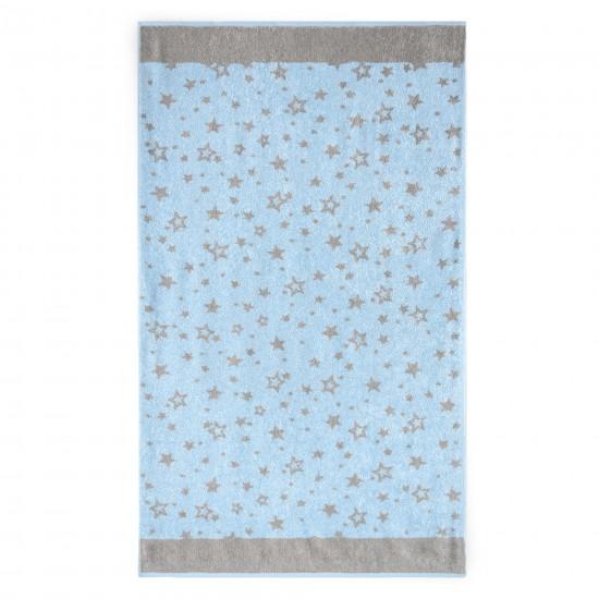 Ręcznik dla dzieci Mateo Niebieski