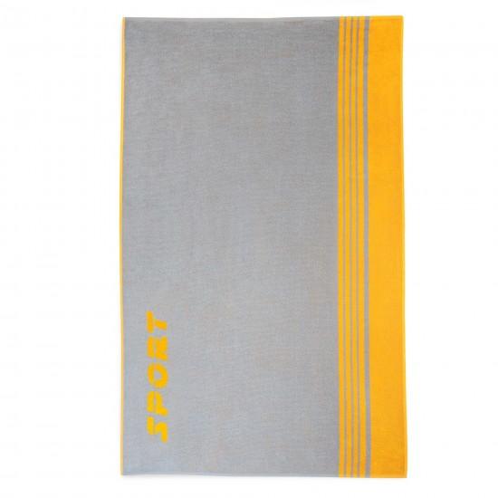 Ręcznik plażowy Sport Szary