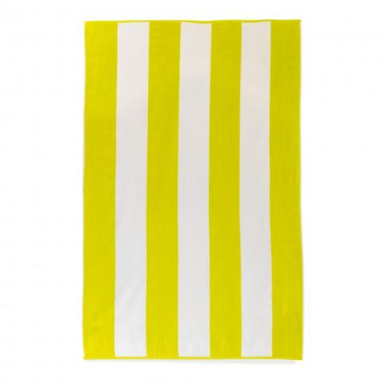 Ręcznik plażowy Neon Seledynowy