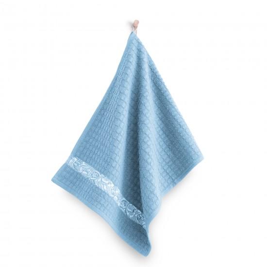 Ręcznik kuchenny Ornament Niebieski