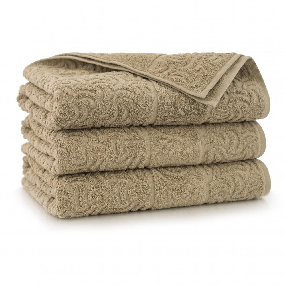 Ręcznik bawełniany Morwa Nugat