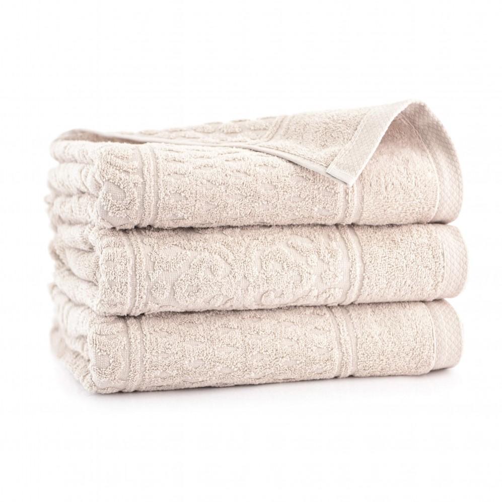Ręcznik bawełniany GOBELIN pralina