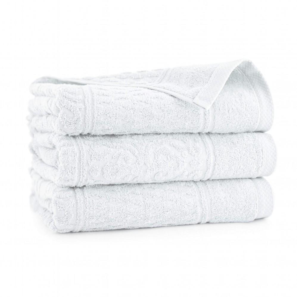 Ręcznik bawełniany GOBELIN stalowy