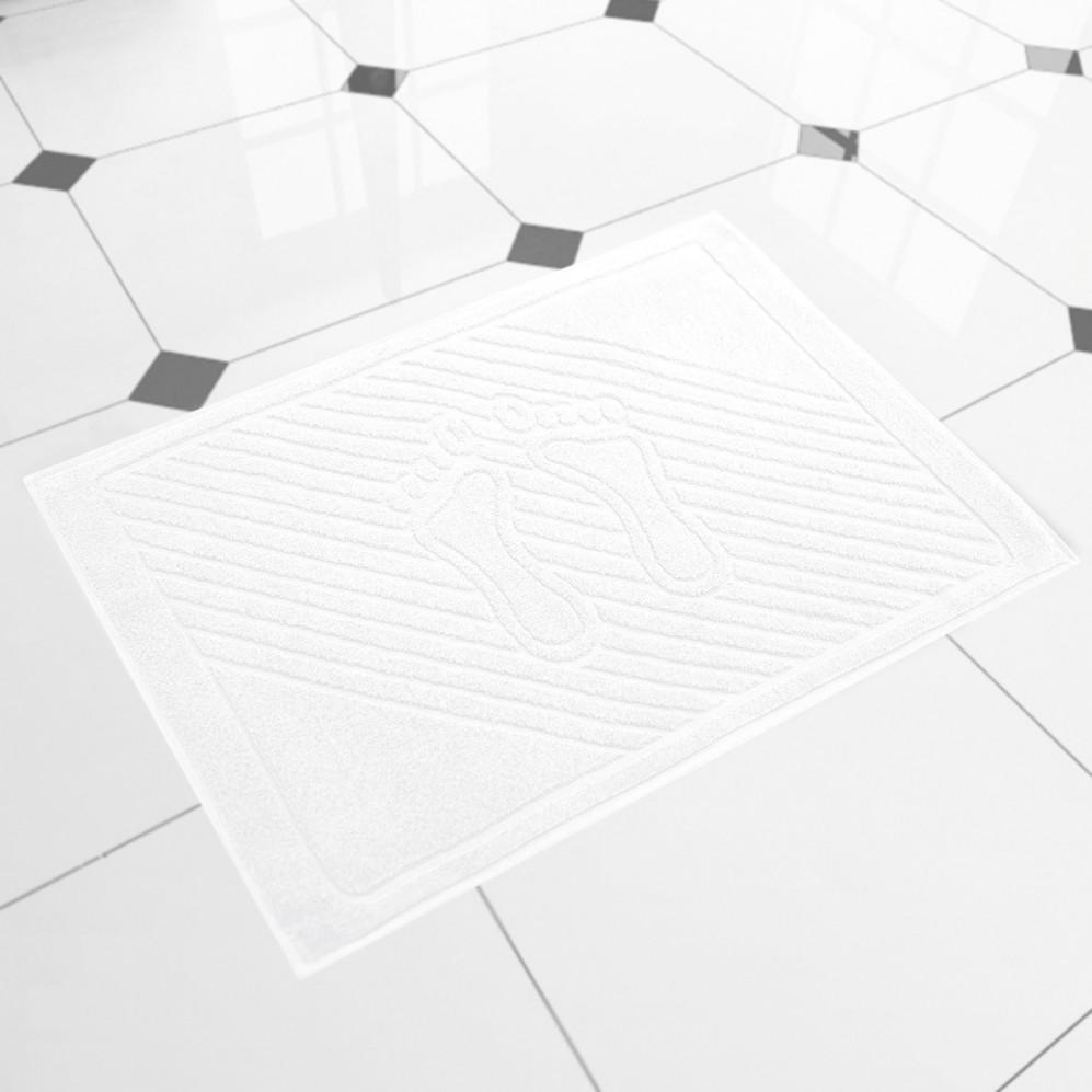 dywanik łazienkowy ARMERIA 2 biały
