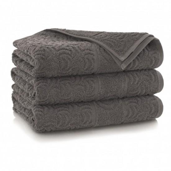 Ręcznik bawełniany brązowy  Morwa Taupe