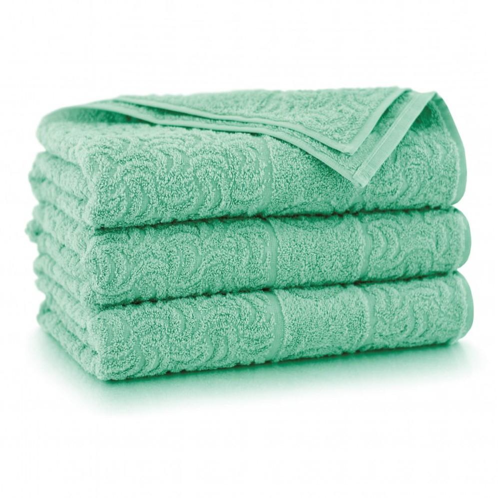 Ręcznik bawełniany Morwa Szafran