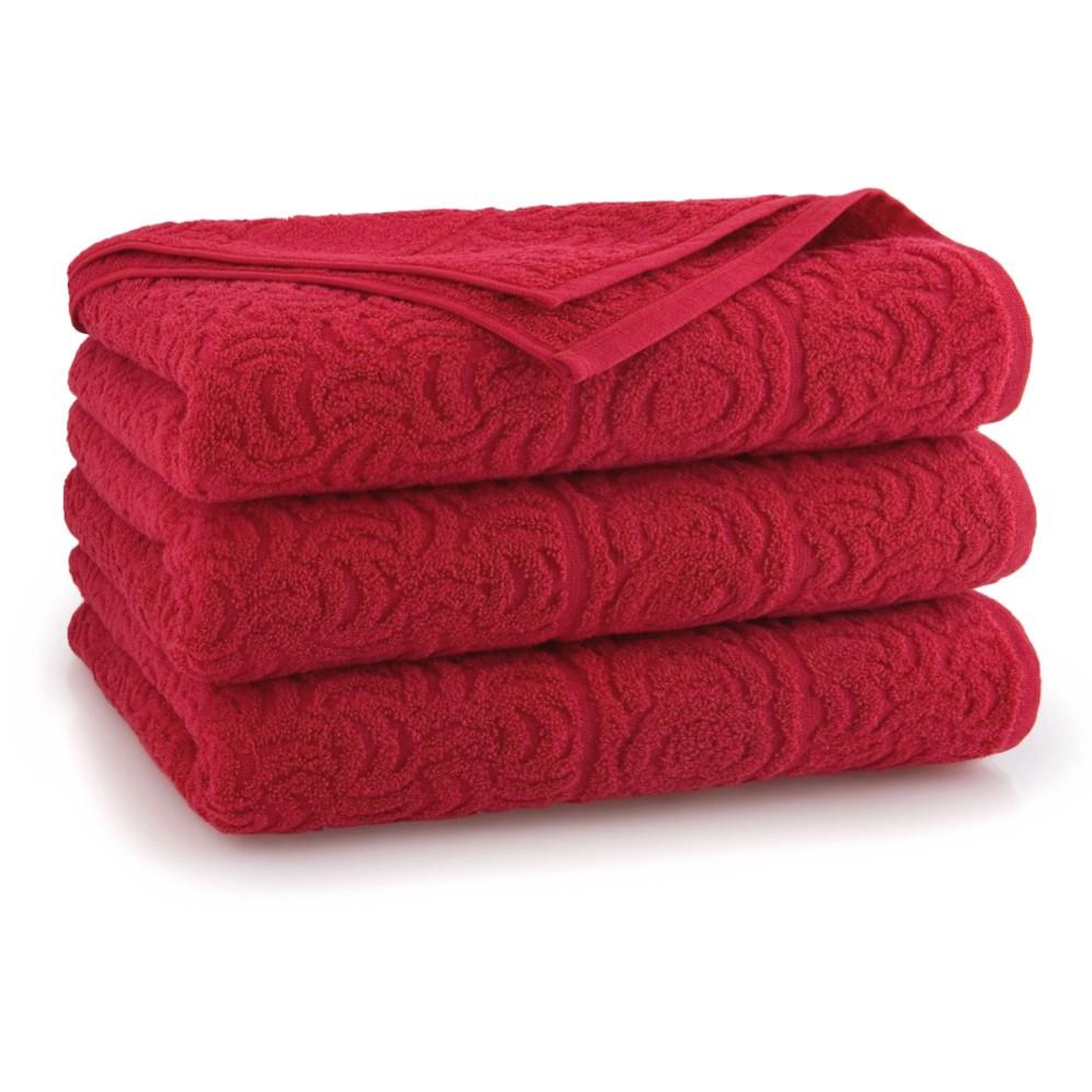 Ręcznik bawełniany Morwa Czerwony