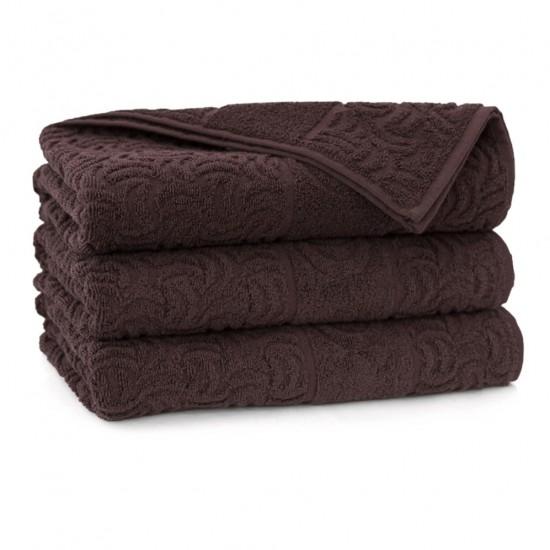 Ręcznik bawełniany Morwa Brąz