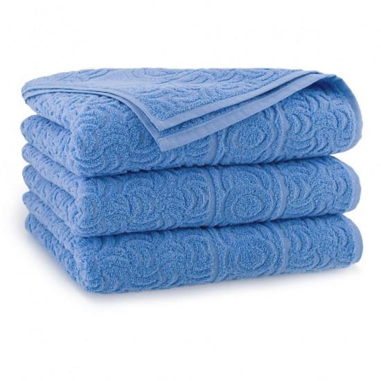 Ręcznik bawełniany Morwa Niebieski