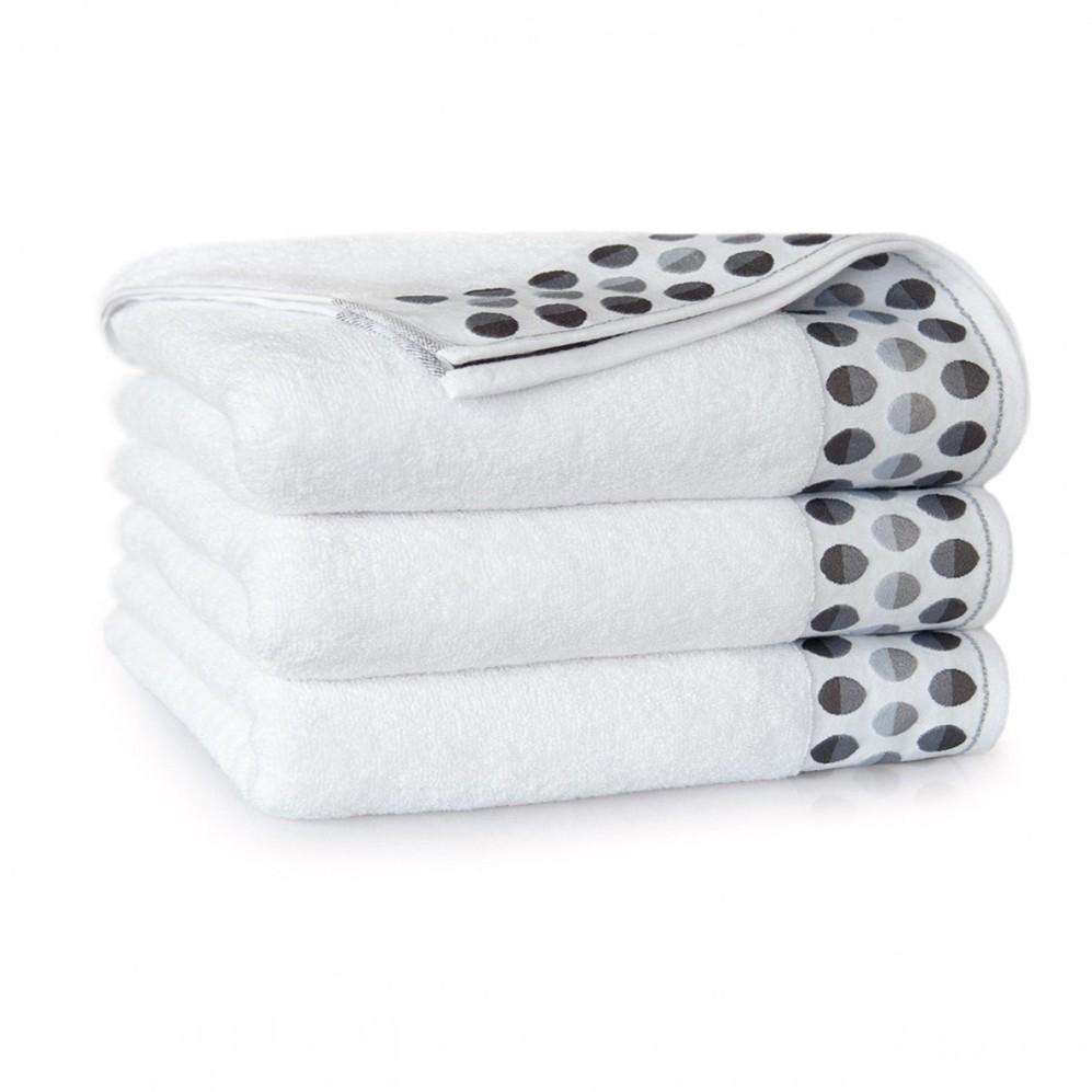 Ręcznik bawełniany Zen Biały