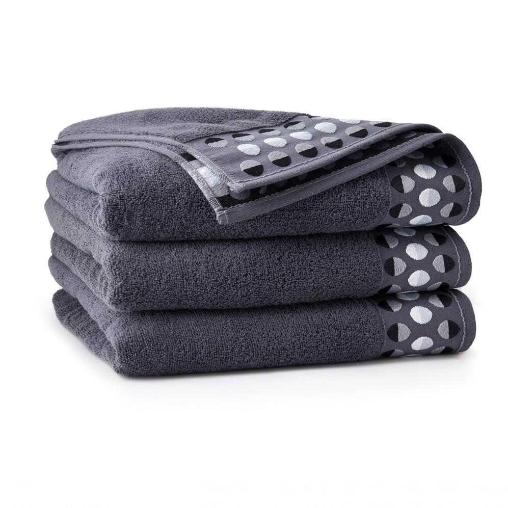 Ręcznik bawełniany Zen Grafit
