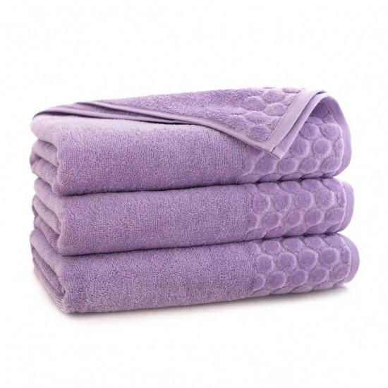 Ręcznik bawełniany Pastela Bzowy AG
