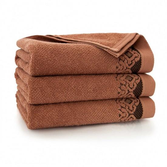 Ręcznik bawełniany Carmen Kakaowy