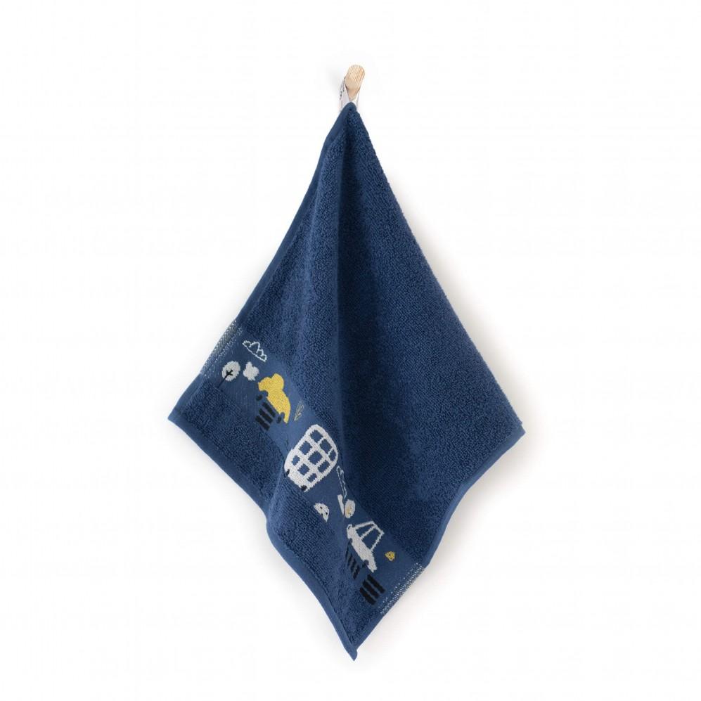 Ręcznik dla dzieci AUTKA drelich