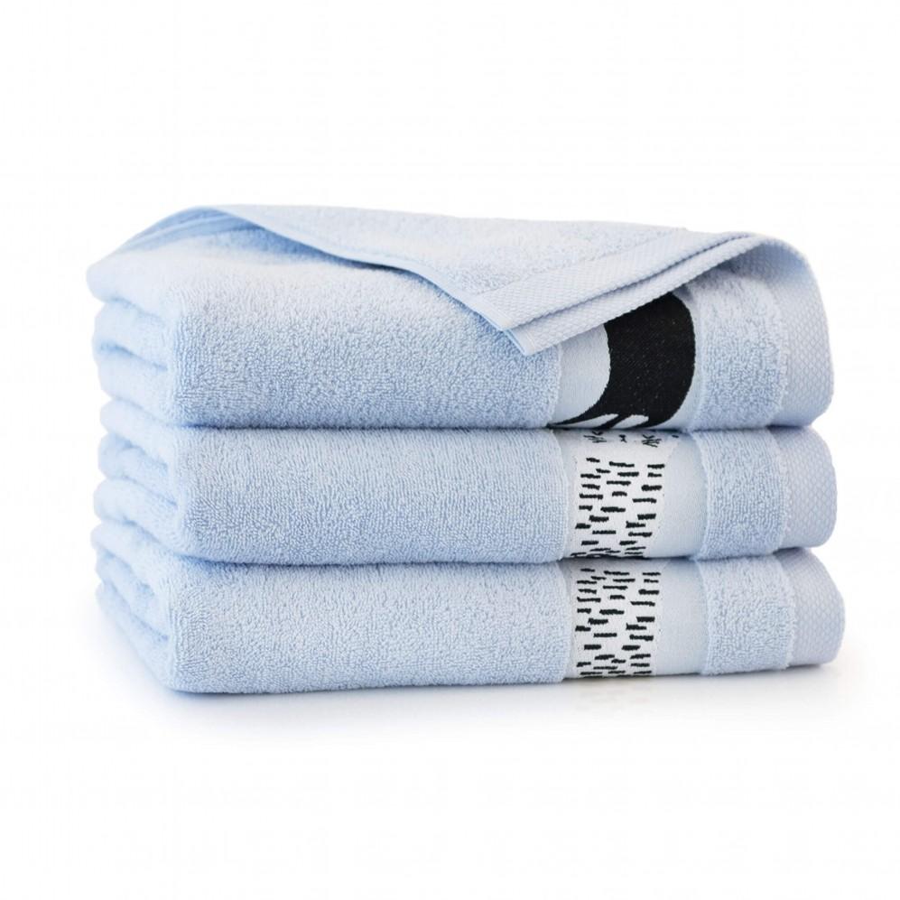 Ręcznik dla dzieci KOTY mgiełka