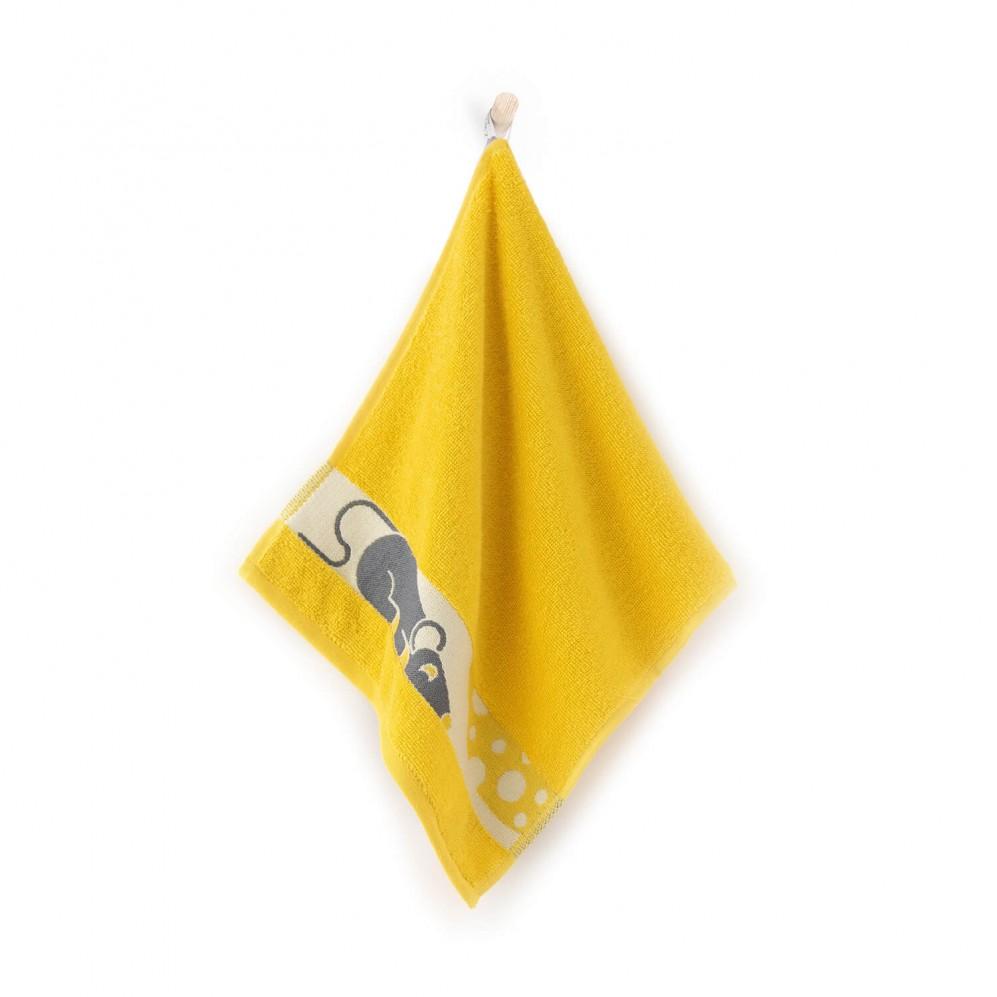 Ręcznik dla dzieci MYSZ kukurydziany