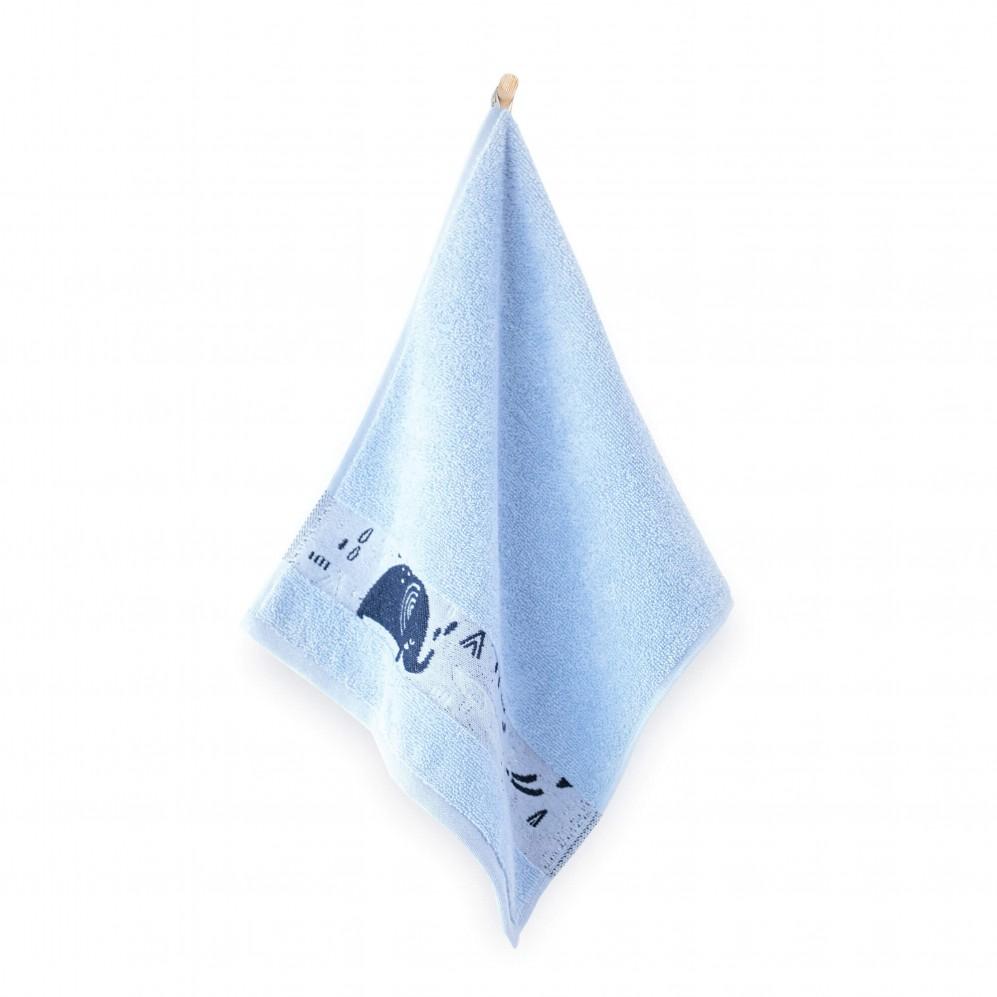 Ręcznik dla dzieci PRYSZNIC gołębi