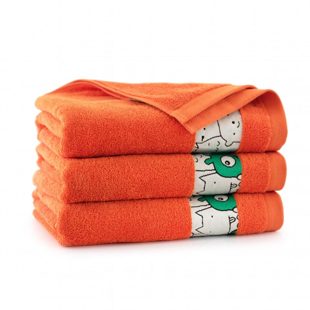 Ręcznik dla dzieci SLAMES oranż