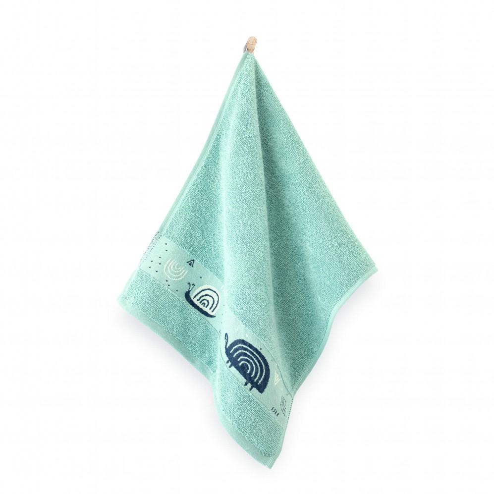 Ręcznik dla dzieci WYŚCIG nilowy