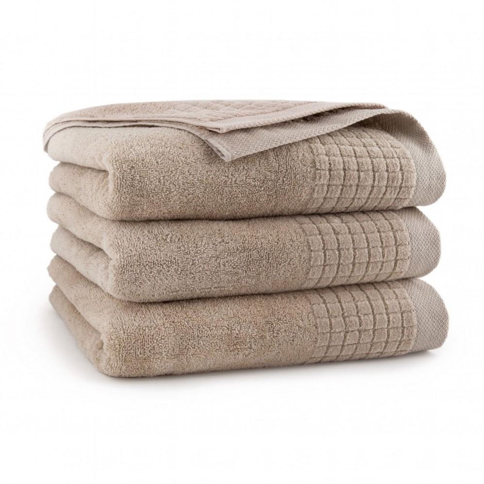 Ręcznik bawełniany Paulo 2 Beż AG