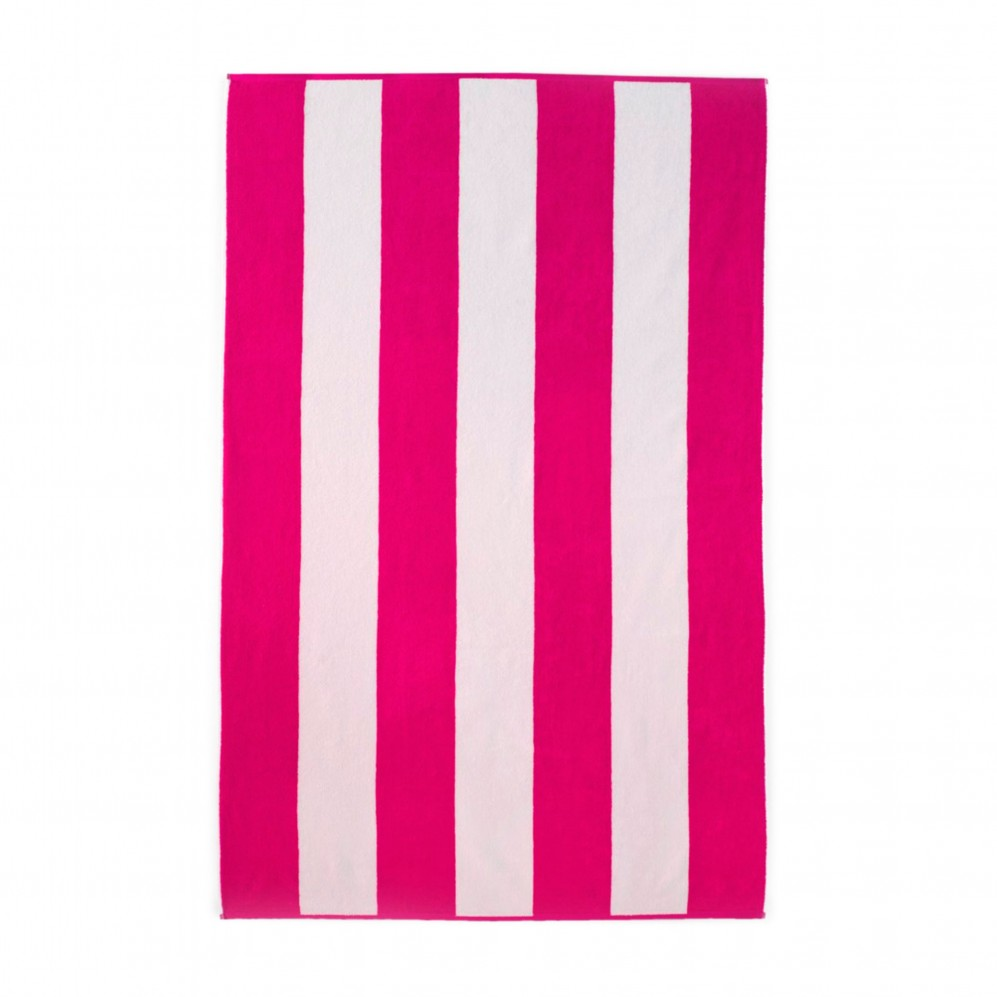 Ręcznik plażowy Neon Różowy