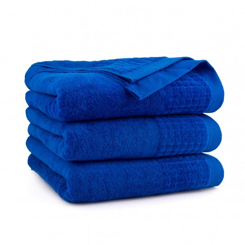 Ręcznik welurowy niebieski Paulo 2 Chaber