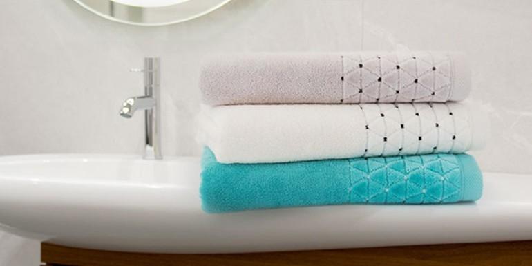 Jak dezynfekować ręczniki?