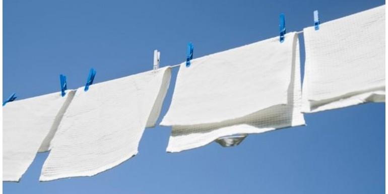 Suszenie prania w okresie jesiennym i zimowym